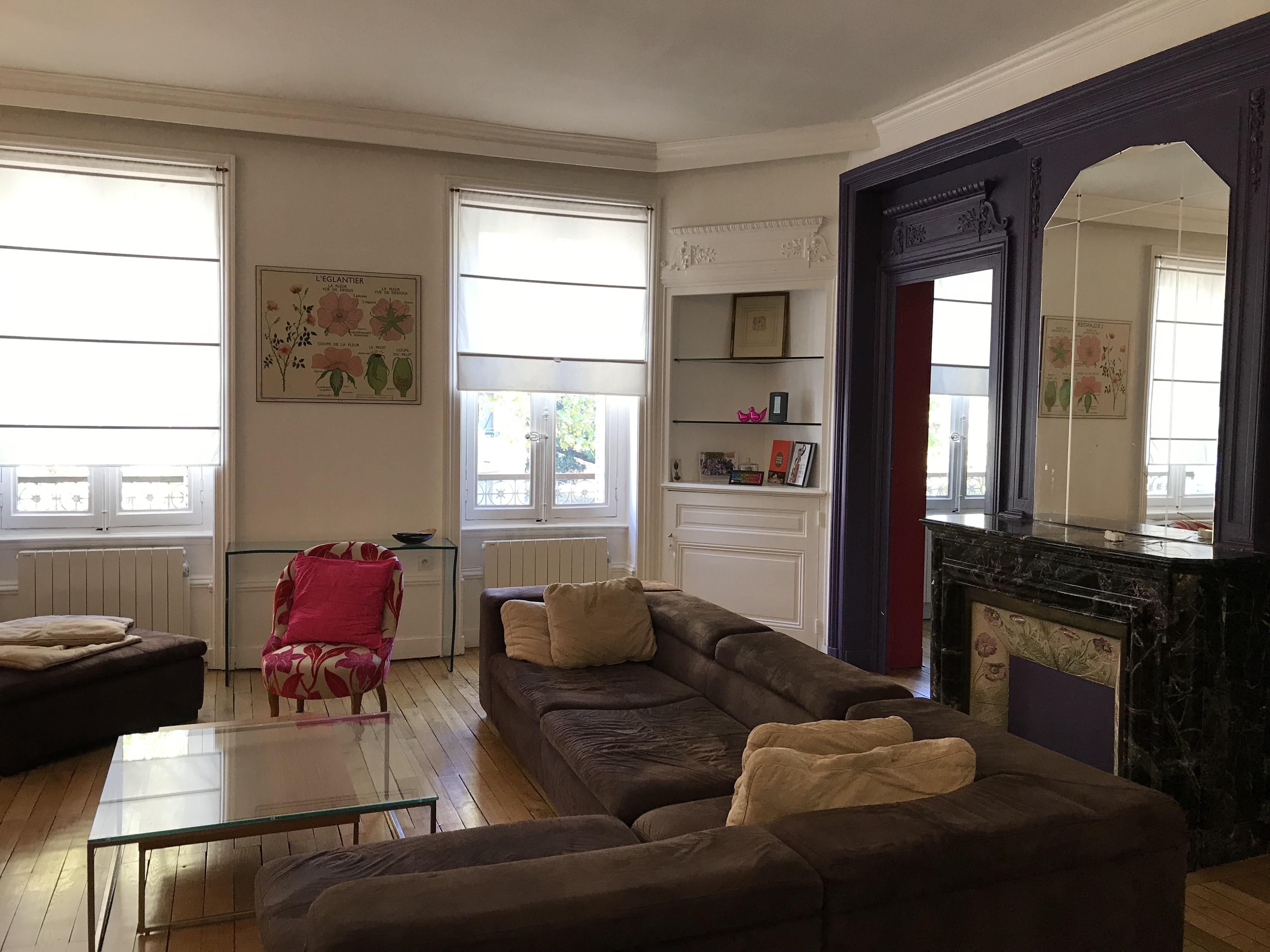 Appartement Montchat, 214m²